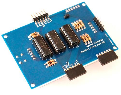 2.3 inch seven segment display driver (11)