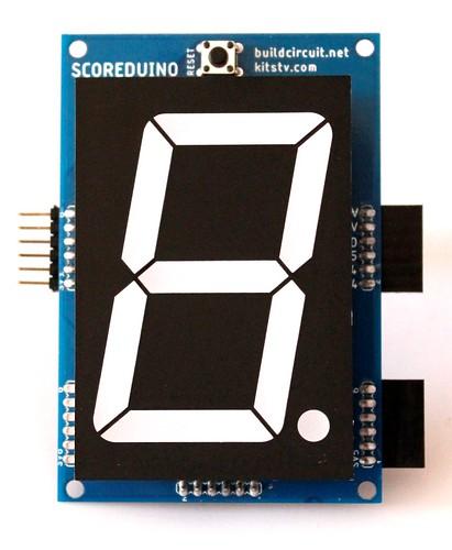 2.3 inch seven segment display driver (7)