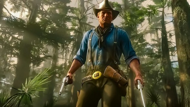 Arthur Morgan from Red Dead Redemption 2