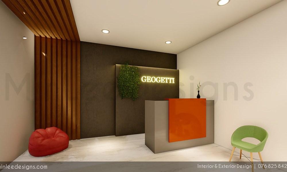 Office Furniture Modeling