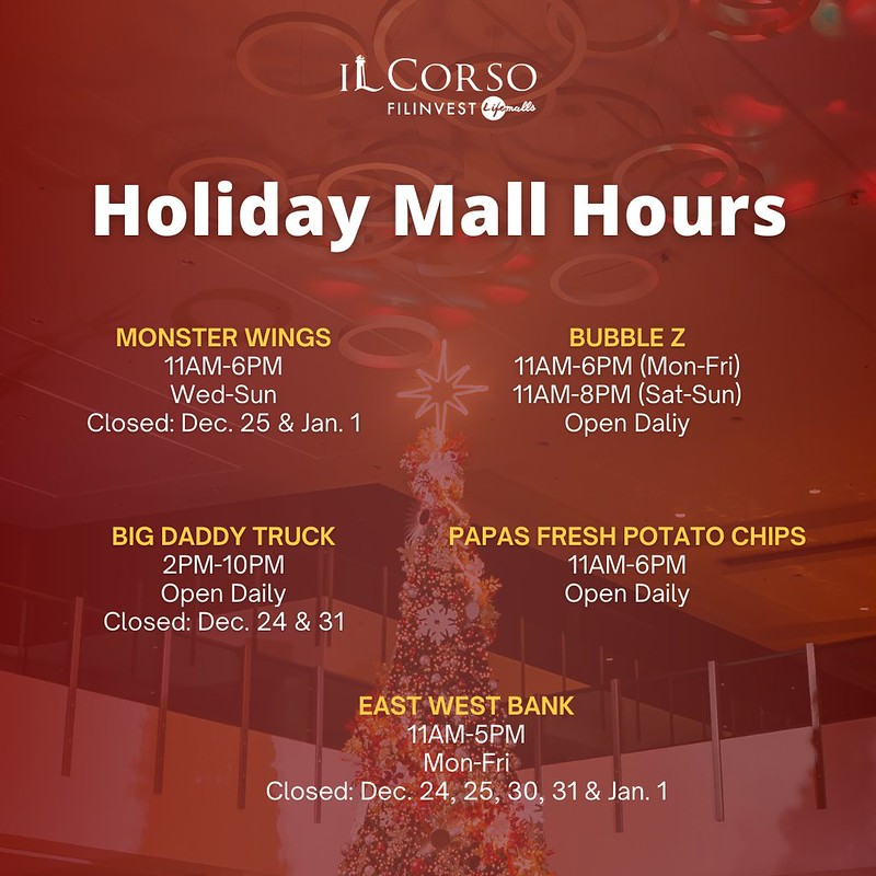 Holiday Mall Hours 2020_2
