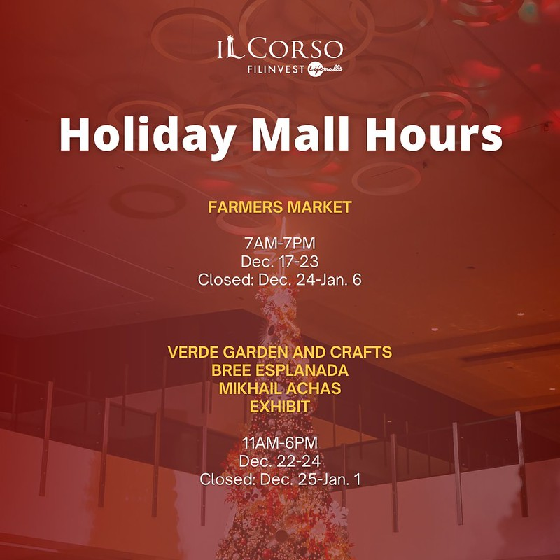 Holiday Mall Hours 2020