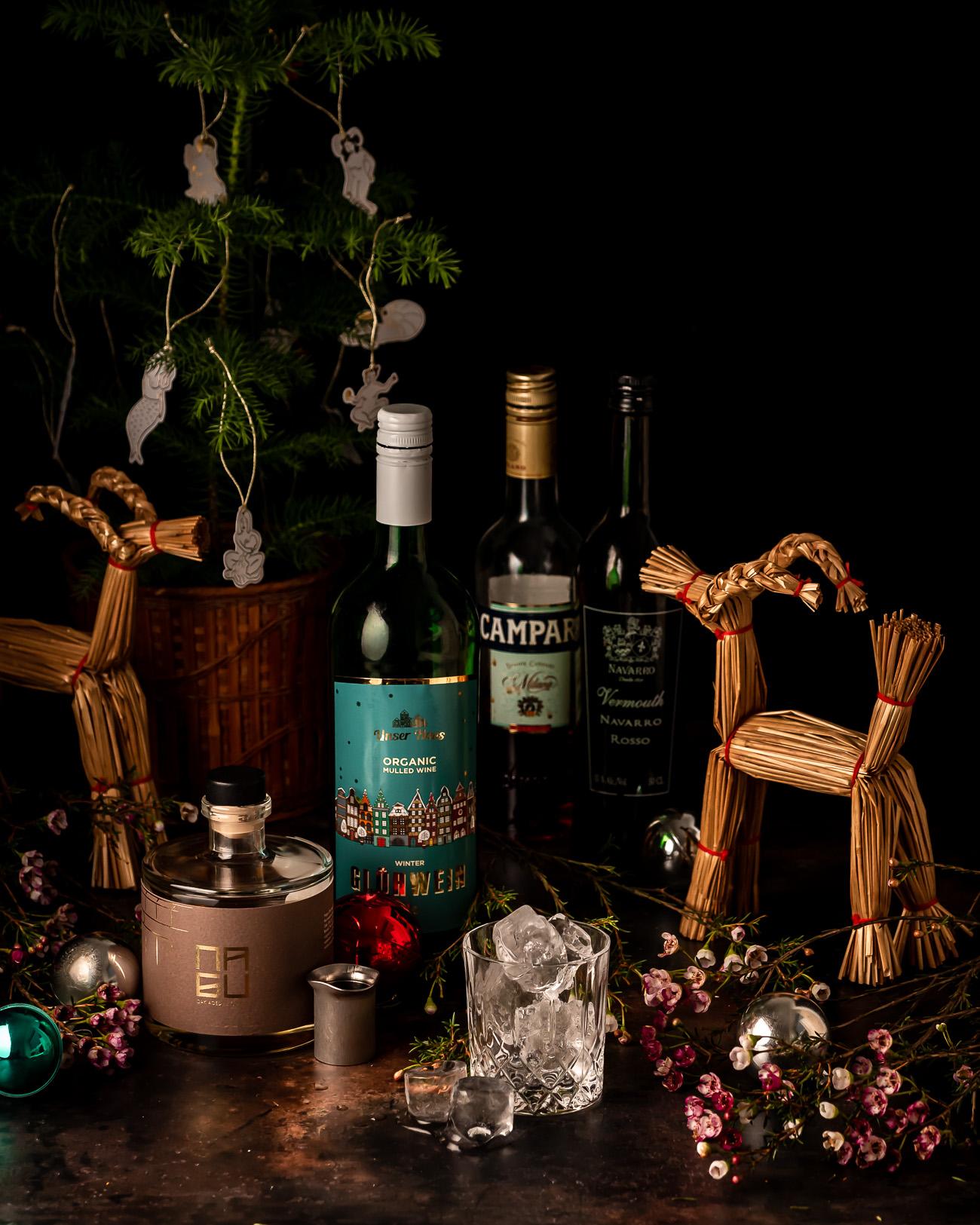 glögi cocktail