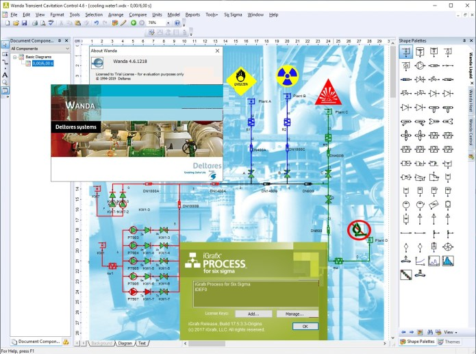 Working with Deltares Wanda v4.6.1218 full