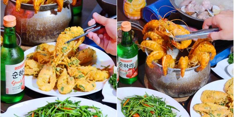 一品活蝦_台中宵夜:台中最多22種口味泰國蝦料理/開到凌晨三點必吃宵夜場/酸辣蝦金莎蝦必吃