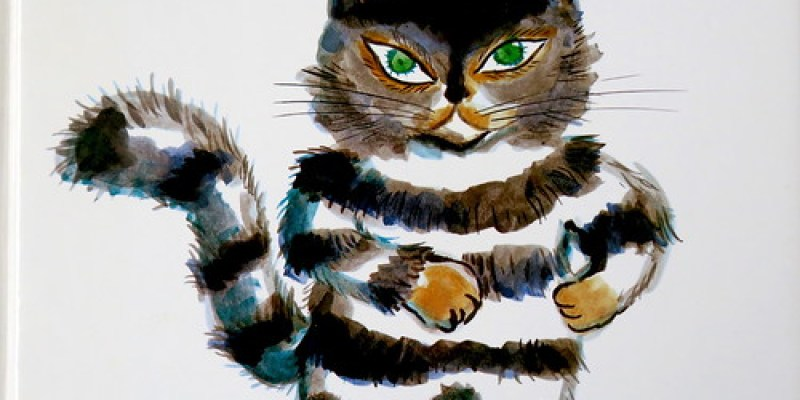《活了一百萬次的貓》愛過,才是真正活過
