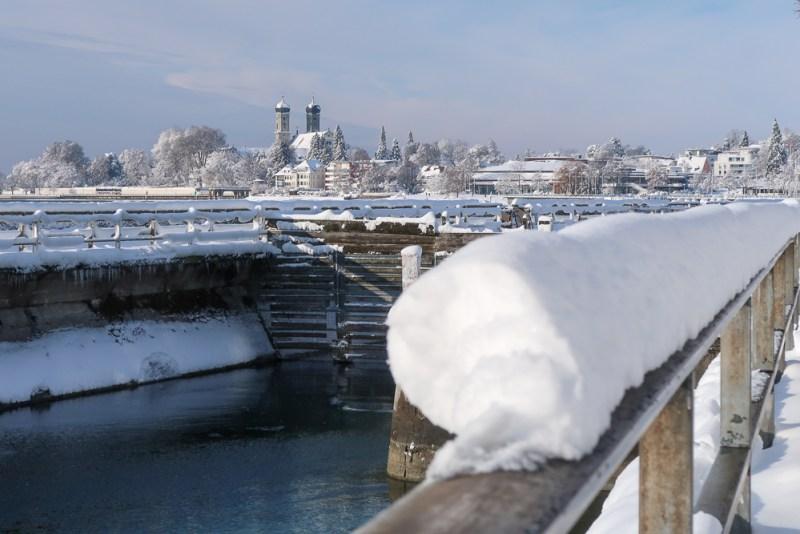 Sightseeing Walk Snow Lake Constance Friedrichshafen January 2021 Blog JoyDellaVita-16