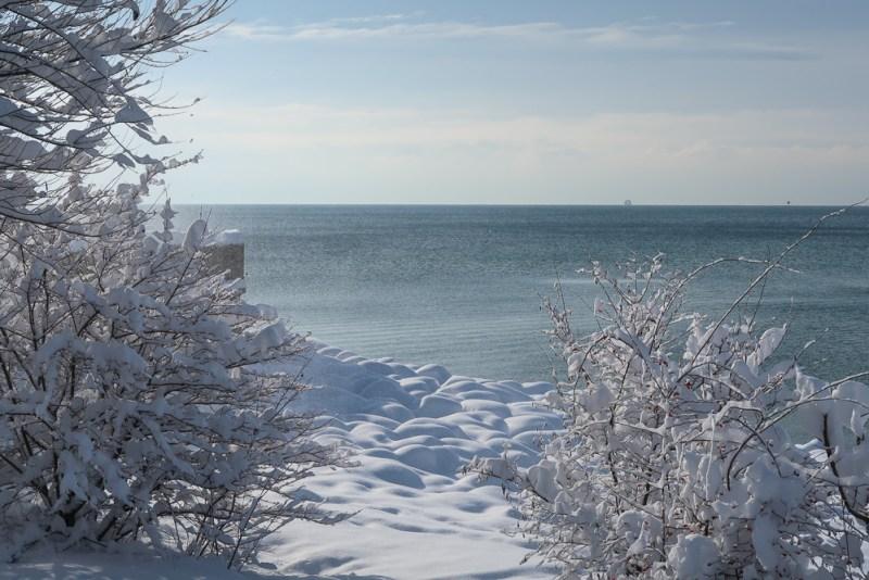 Sightseeing Walk Snow Lake Constance Friedrichshafen January 2021 Blog JoyDellaVita-25