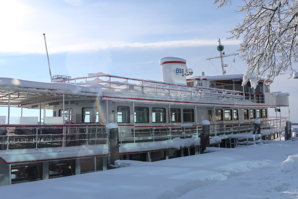 Sightseeing Walk Snow Lake Constance Friedrichshafen January 2021 Blog JoyDellaVita-07