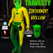 Travesty Containment Yellow Ad