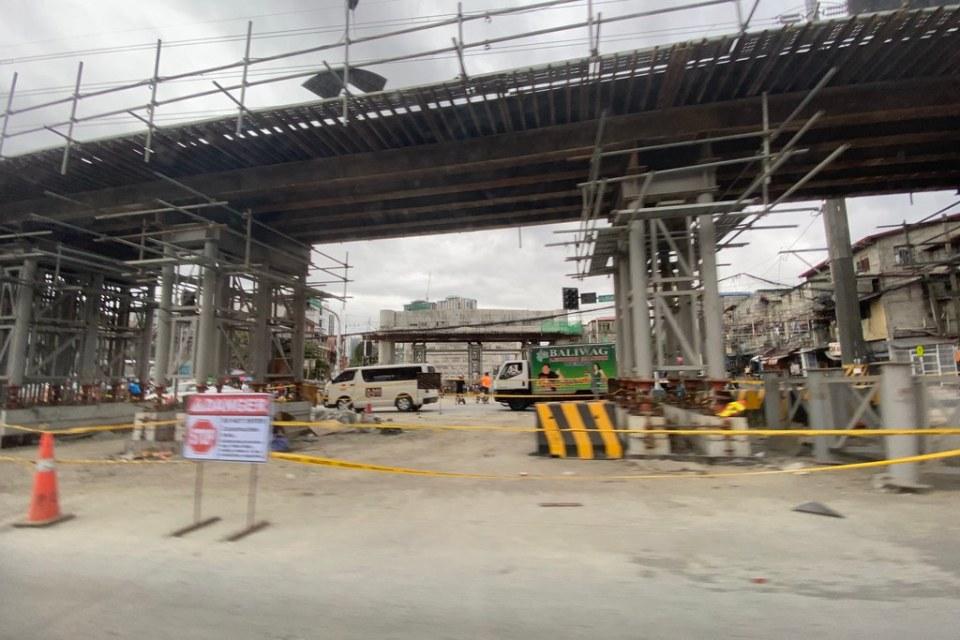 infrastructure BGC-Ortigas Center Link Bridge