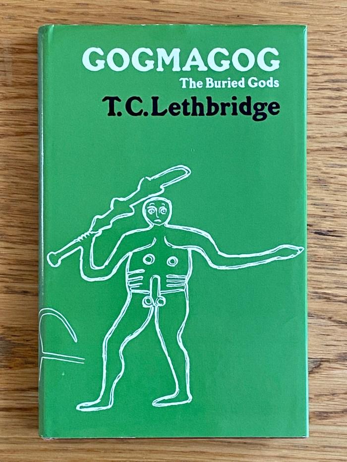 T.C. Lethbridge - Gogmagog: The Buried Gods (Hardcover) 1 Jan. 1975