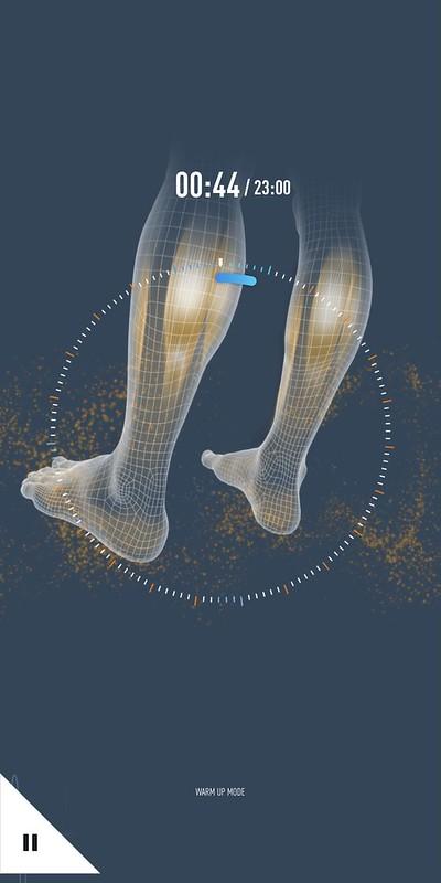 MTG SIXPAD app 12 Foot Fit Plus