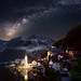 Hallstatt at Night