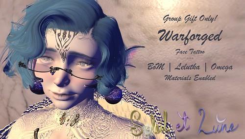 Group Gift   {Soleil et Lune} - Warforged