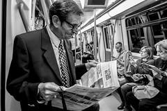 O metro