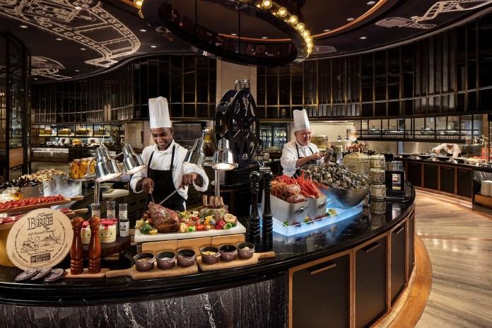 Studio City_Spotlight buffet