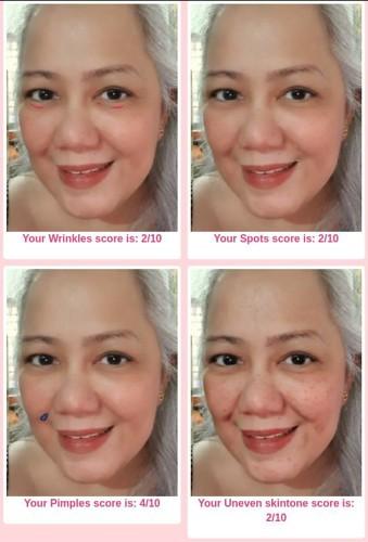 Ponds Skin Advisor Live