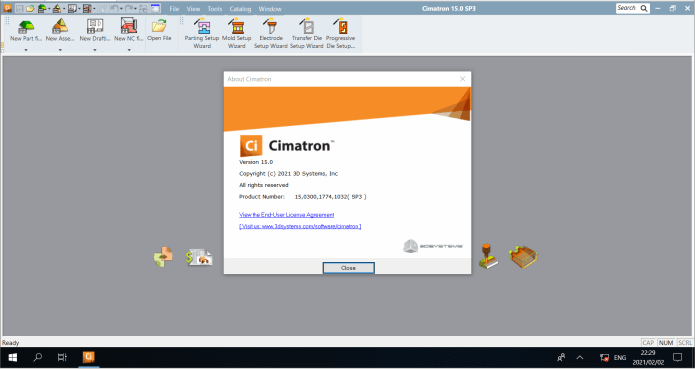 Working with cimatron E15 SP3.0 full