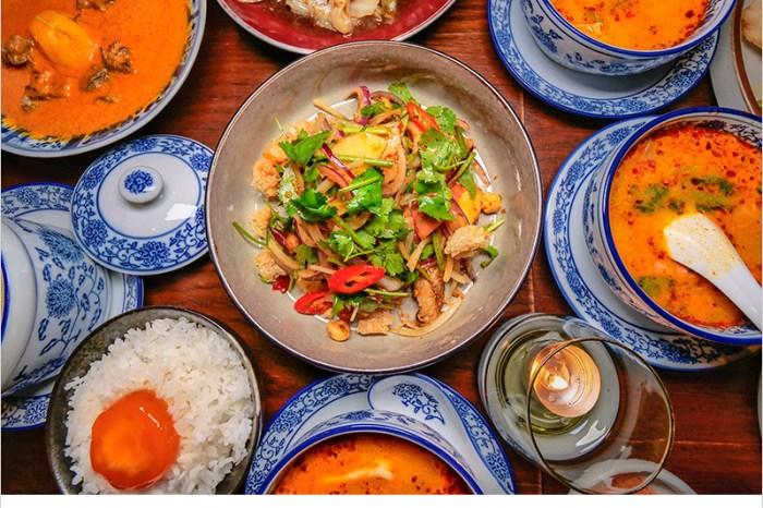 台中西區泰式料理   梔香 gardenia-泰式口味氣氛均很到位的泰菜餐館,採預約制。