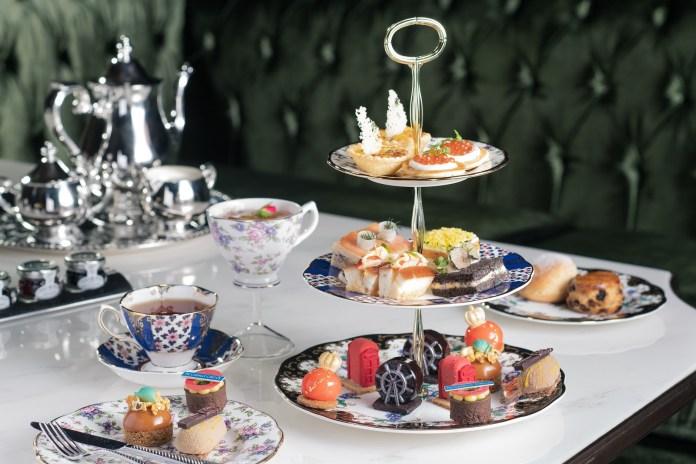 Afternoon Tea Set_100 Years Afternoon Tea 百年經典下午茶
