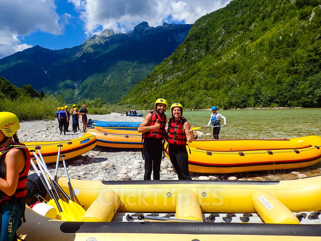 Alpi Center | Rafting en Eslovenia · Deportes de aventura · Actividades al aire libre · Que hacer en Slovenia | ClickTrip