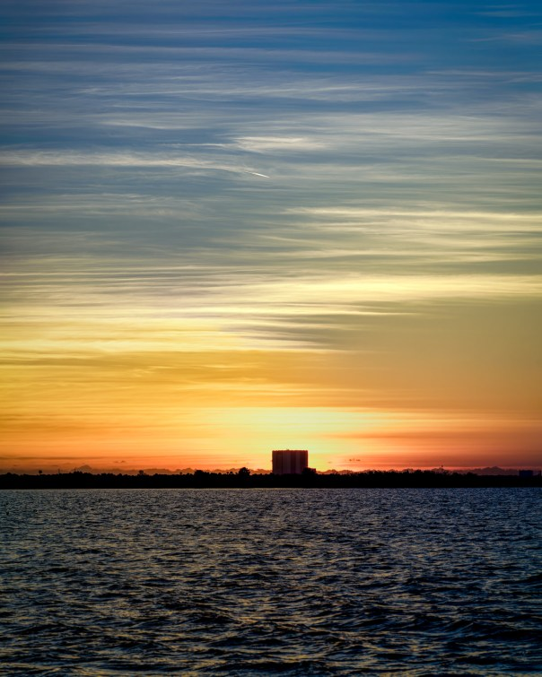 VAB Sunrise