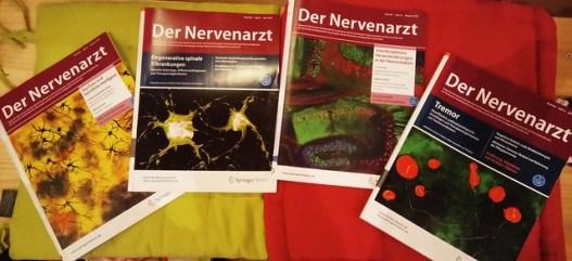 Couverture magazine de médecine allemand: Der Nervenarzt