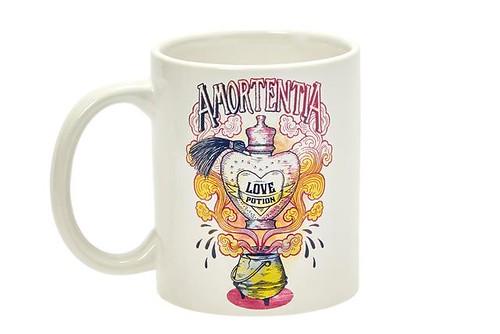 Harry Potter Amortensia Love Potion Mug