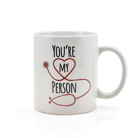 Greys Anatomy You're my Person Coffee Mug