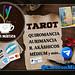 Flyer promocional para Café con Mística