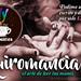 Flyer promocional Quiromancia de Café con Mística