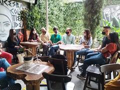 #SanguinoEnLasRegiones - Visita Verde