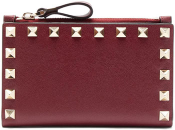 matches-fashion-valentino-stud-leather-card-holder-coin-purse-wallet-red