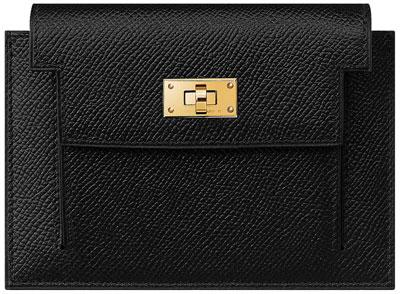 hermes-kelly-pocket-compact-wallet-black