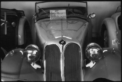 BMW 315 Cabriolet 1936 - 108205 - 15A
