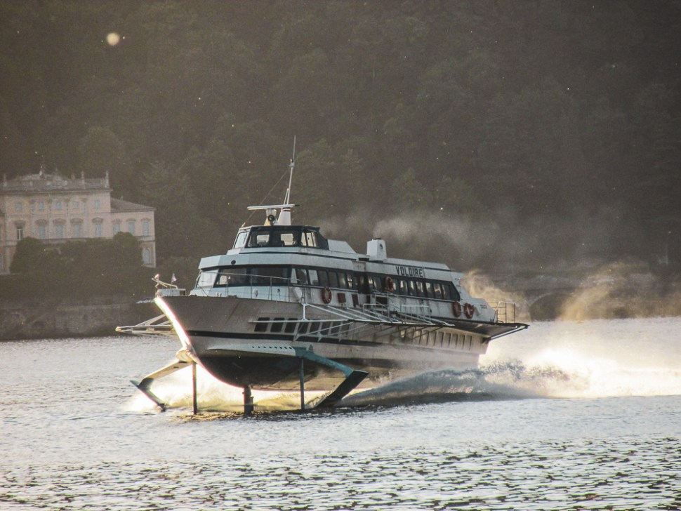 Hydrofoil Boat Como Travel Blog JoyDellaVita