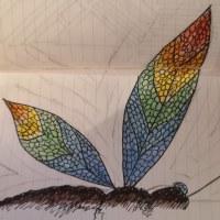 Inktober 2021 Dragonfly