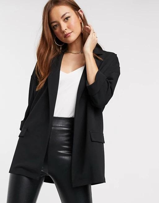 1-asos-black-jersey-blazer