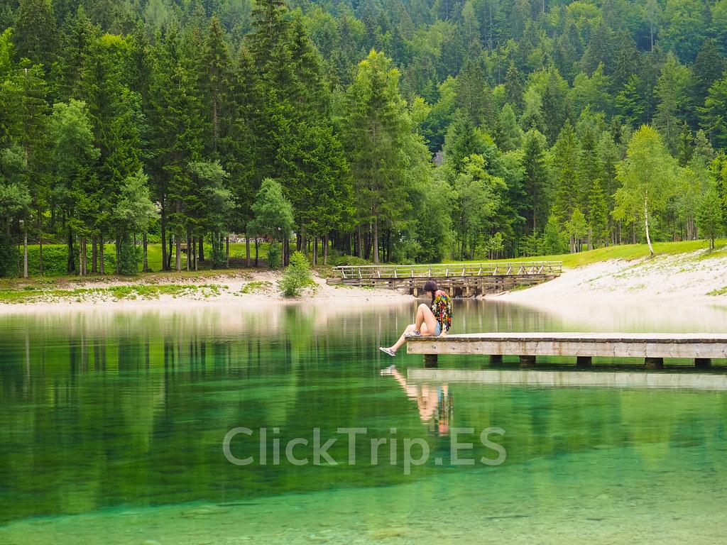 Visita al lago Jasna_ClickTrip