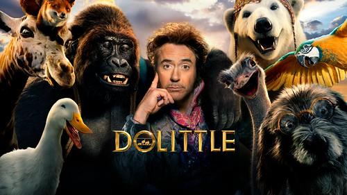 HBO Go DoLittle