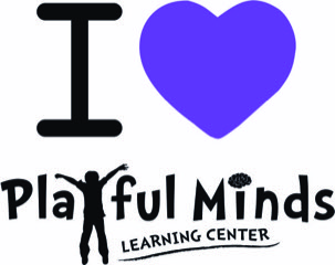 Logo for Playful Minds Learning Center