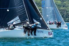 2021 - Lake Macquarie, NSW, AUS - NSW Melges 24 State Championship
