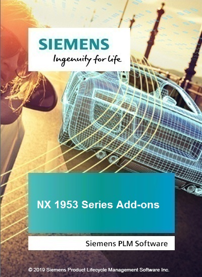 Siemens NX 1953 Series Add-ons x64 full