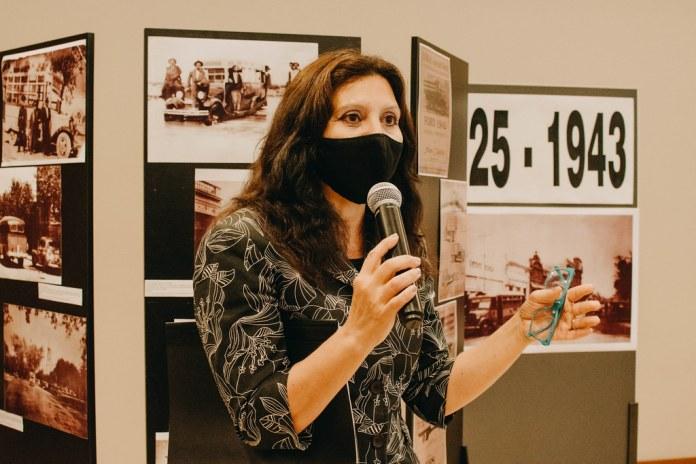 2021-02-23 GOBIERNO: Muestra Historia del Transporte público