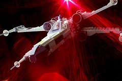 'X' is for X-Wing
