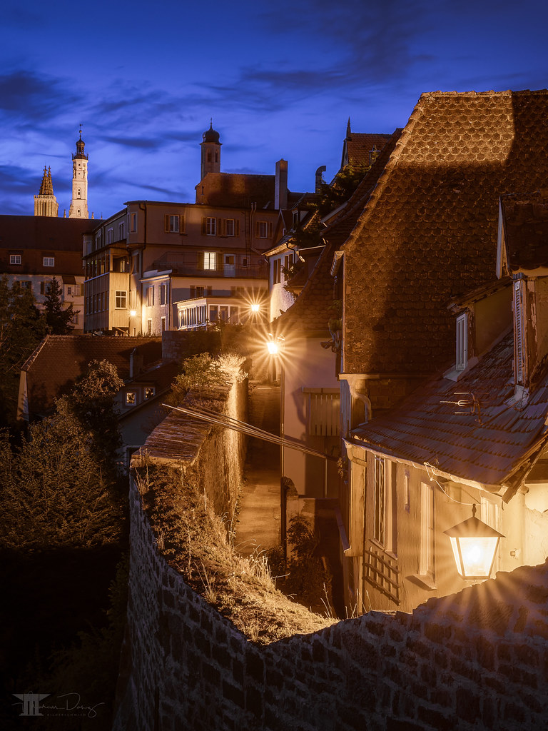 "The Rothenburg Series | ""Blues on the other Side"""