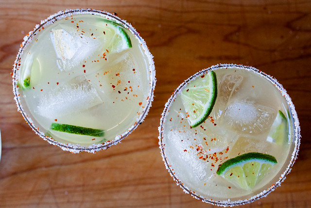 the perfect margarita