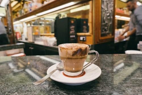 Caffè Tazza D'oro, Rome, Italy