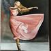 Pintura Aire de Ballet Juan Alberto Diaz exposicion ambito cultural Corte Ingles Las Palmas De Gran Canaria_3